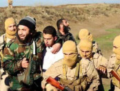 ISIS capture of Jordanian pilot