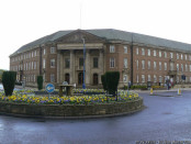 The location of Derby City Council - who are reluctant to allocate land to the Sikh free school.
