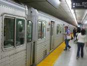 Snapshot of Toronto's subway. Credit: Steve Harris/Flickr.