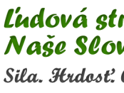 People's Party Our Slovakia (L'SNS) logo