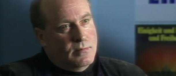 Screencap of Zundel's appearance on CBC's 'The Fifth Estate' in 1993. Credit: CBC/The Fifth Estate YouTube.