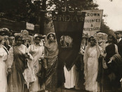 Indian suffragettes,
